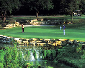 Austin golf stay and play