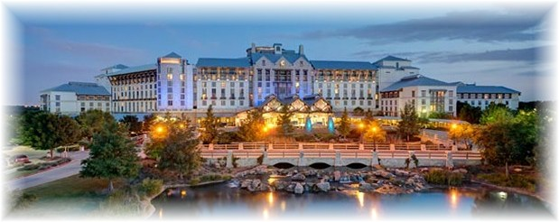 Gaylord Texan golf packages