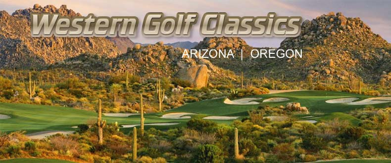 Golf The West golf packages and tours