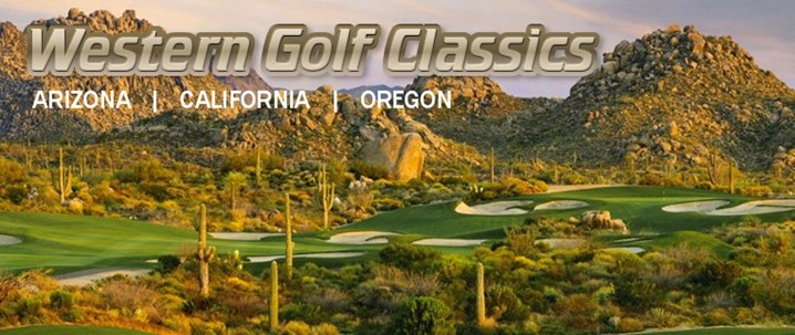 Western US Golf Packages