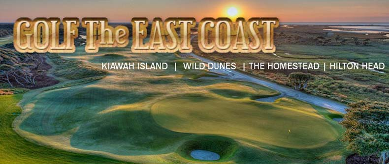 Eastern U.S. golf packages and tours