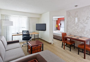 Residence Inn Lewisville golf package