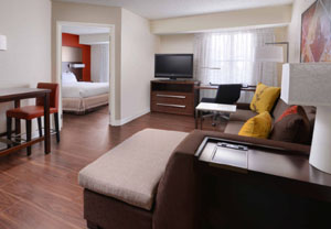 Residence Inn San Antonio golf package