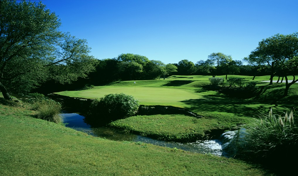 Texas Two Step golf package