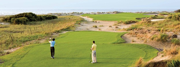 Wild Dunes golf packages