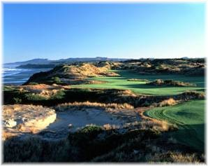 The Oregon Coastliner Golf Tour