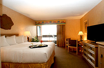 Millenium Resort Guestrooms