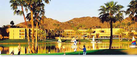 Scottsdale golf villas
