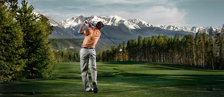Rocky Mountains golf packages
