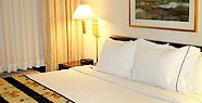 Springhill Suites guestroom