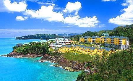 CLICK HERE! for Sandals St. Lucia Golf Resort and Spa